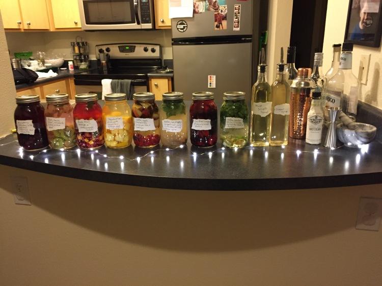 all liquors